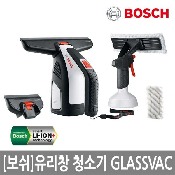 보쉬 유리창 청소기 GlassVAC 상품이미지