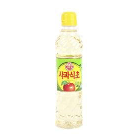 오뚜기 사과식초 500ML /식초/조미료/오뚜기식초