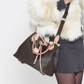 크로스백 여성가방 숄더백 토드백 복조리가방  S709