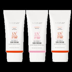 1+1 UV 데일리 선크림 (수분/매트 선크림)