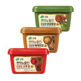 신송 고추장+재래된장+쌈장각500g3팩/2세트구매다시증