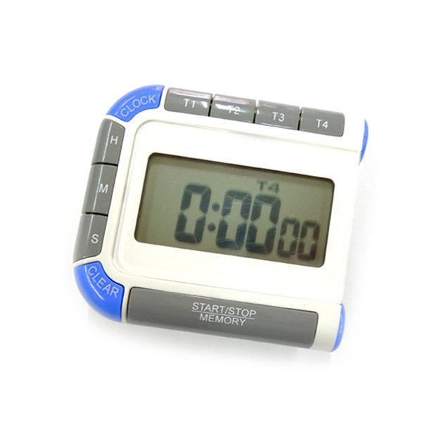 UINS 디지털 4채널 타이머 2530 100시간 스톱워치 상품이미지
