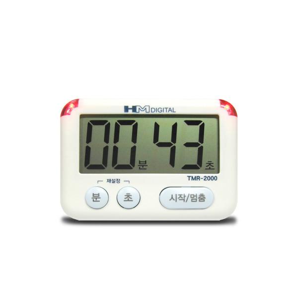 디지털 타이머 TMR-2000 시간측정 스톱워치 상품이미지