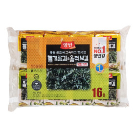 동원 혼합식탁김 5G 16봉