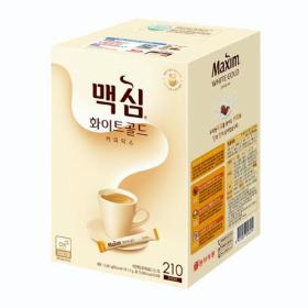 맥심 화이트골드 커피믹스 11.7g x 210?