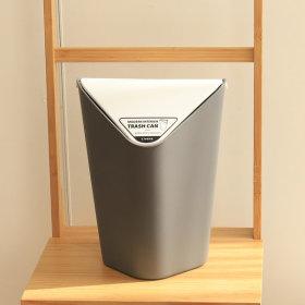 스윙 인테리어 휴지통 6.5L 쓰레기통