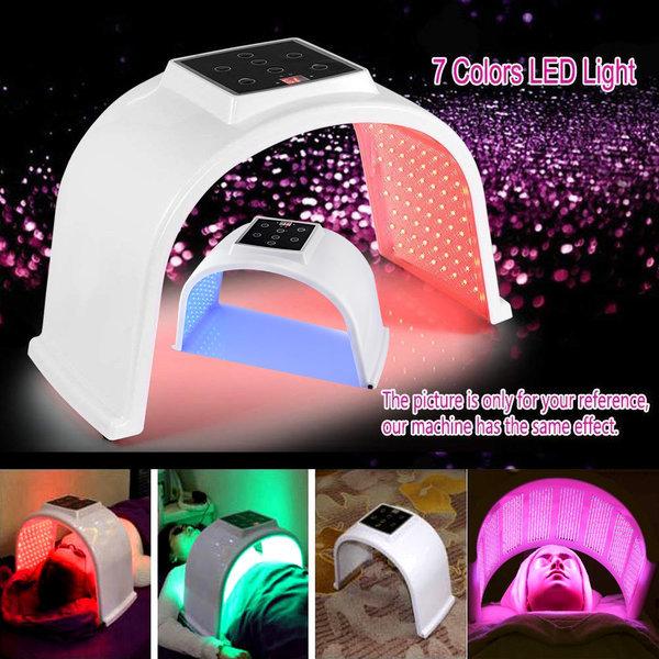누데이스 홈에스테틱 LED마스크 바디 PDT 테라피 스킨 상품이미지