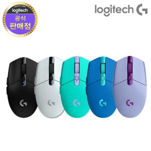 [로지텍]로지텍코리아 G304 LIGHTSPEED WIRELESS 정품 화이트