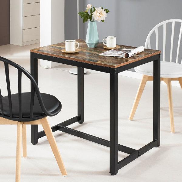 KM-T5108 빈티지 테이블 800/ 책상/ 식탁/ 티 테이블 상품이미지