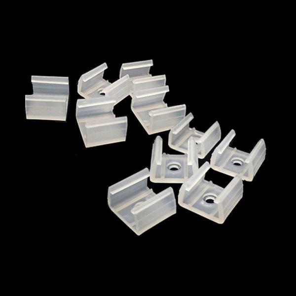 아리 LED 칩형 플렉시블 부속품 고정용새들(10개1세트) 상품이미지