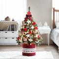 [아웃팅]크리스마스트리 1M-1.9M 나무 장식 소품 전구 풀세트