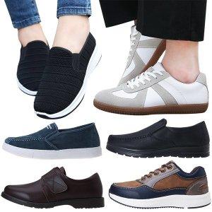 남성 스니커즈 운동화 슬립온 단화 신발 남자스니커즈