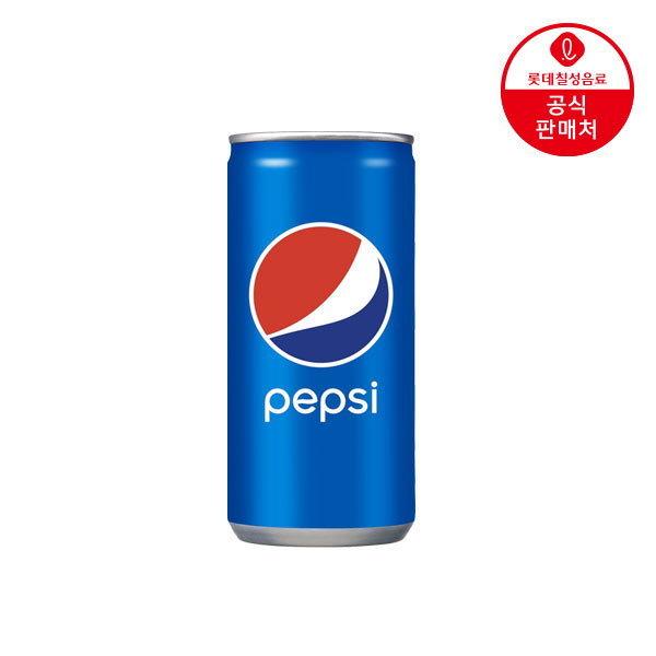 롯데칠성음료  펩시 콜라(210ml 30캔) / 무료배송 상품이미지