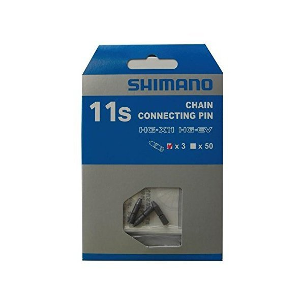 해외쇼핑/Shimano Spares 11-speed connecting pin for road HG-EV chains  3 piece 상품이미지