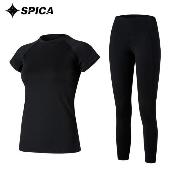 스피카 요가복세트 티셔츠 요가레깅스 SPA507503 (AMG111021016576) 상품이미지