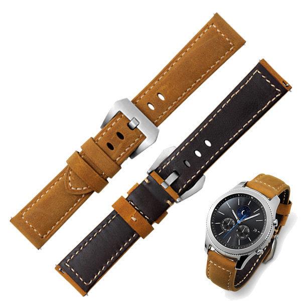 갤럭시워치 기어S3 메탈 가죽 우레탄 시계줄 -SE 상품이미지