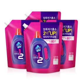 액체세탁세제 반만쓰는 리큐 1.8Lx4개(일반용)