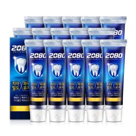 2080 파워쉴드치약 120g 6개(블루)+3개더
