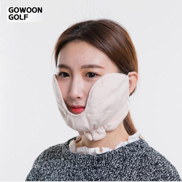 고운 E2 겨울 마스크 극세사 방한마스크 여성용마스크 상품이미지