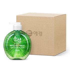 주방세제 순샘 구연산 자몽 500ml+1.2Lx3개