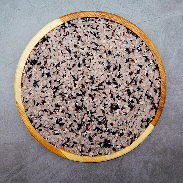 국산 안토시안 흑백미4kg (2kgx2개포장) 2020년산 상품이미지