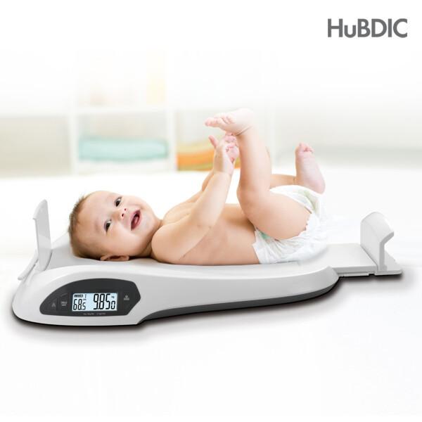 (현대Hmall)휴비딕 유아 체중계 신장계 HUS-315B 유아용체중계 상품이미지