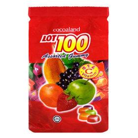 코코아랜드 LOT100 종합젤리1kg/과일젤리/구미