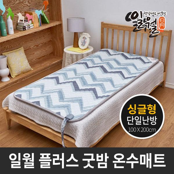 온수매트 싱글 2020년형 플러스 굿밤 온수매트 100x200 상품이미지