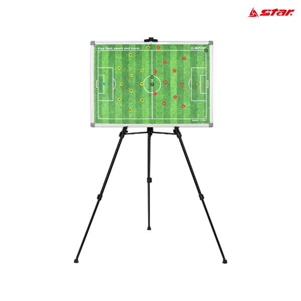 star 축구작전판 이젤형 스탠드형 삼발형 휴대용가방 상품이미지