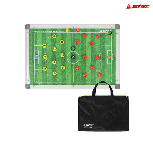 star NEW 축구작전판 볼자석 양면활용 휴대용 가방 상품이미지