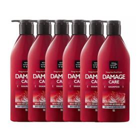 mise en scene Damage Care Rose Protein Shampoo 680ml 5pcs