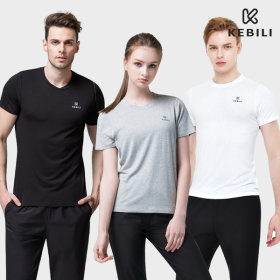 다이어트 기능성 반팔 티셔츠 빅사이즈 운동복 (D05)