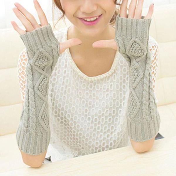 알파카 꽈배기 패턴 니트 블루 가디건 MOD037 상품이미지