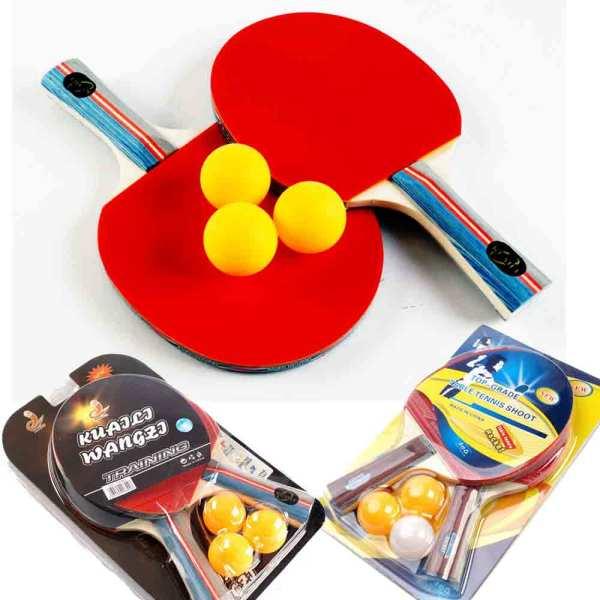 탁구 라켓 공 쉐이크 탁구채 스포츠 용품 상품이미지