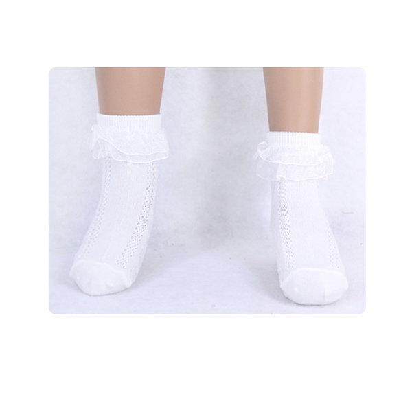 사랑플레스 아동양말/S741-14/면/레이스/양말/발목 상품이미지