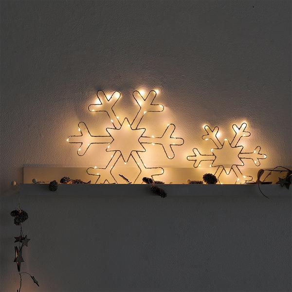 눈꽃펜던트30/겨울조명/철재조명/무드등 크리스마스 상품이미지
