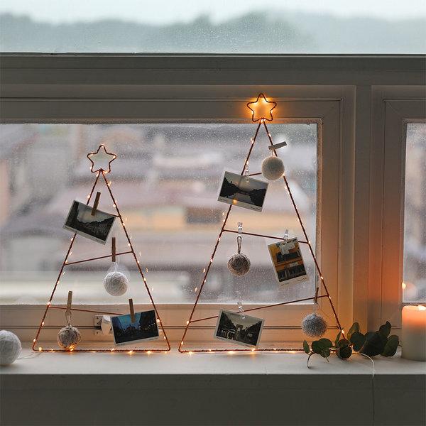 스타벽트리40/LED/겨울무드등/트리조명 크리스마스 상품이미지