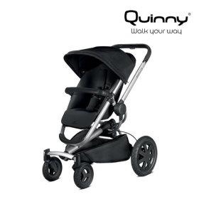 Quinny 버즈 엑스트라4 유모차 / 락킹블랙