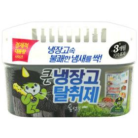 큰 냉장고 탈취제 숯 420g / 김치냄새제거