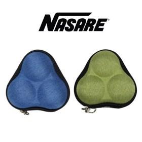 나사레 3개입 골프공 탁구공 케이스(하드)