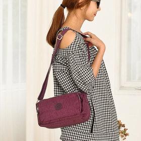 크로스백 여행용 여성 가방 가벼운 숄더백 미니 1406N