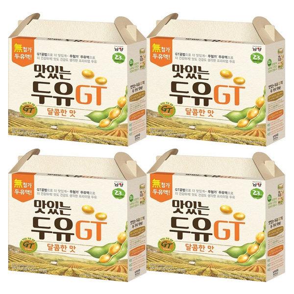 남양 맛있는두유 달콤한맛64입/두유 상품이미지