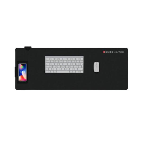 무선 고속충전 게이밍 마우스 패드 SM-3000WC 인싸템 상품이미지