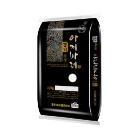 경기미 추청 아끼바레 10kg 19년산 (박스포장)
