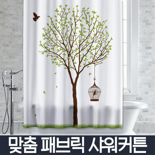 샤워커튼 베란다화장실욕실목욕창문 가리개가림막방수 상품이미지