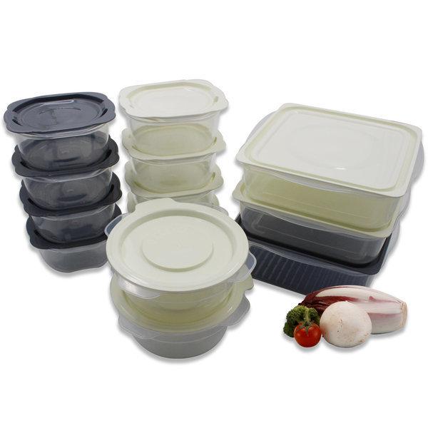 맛쿡 디럭스 전자렌지용기 13세트 모음전/냉동밥보관 상품이미지