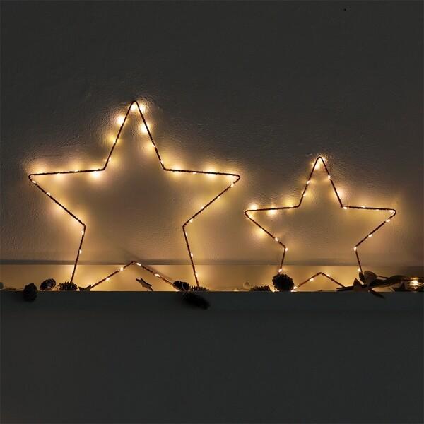스타팬던트25/겨울조명/철재조명/무드등 크리스마스 상품이미지