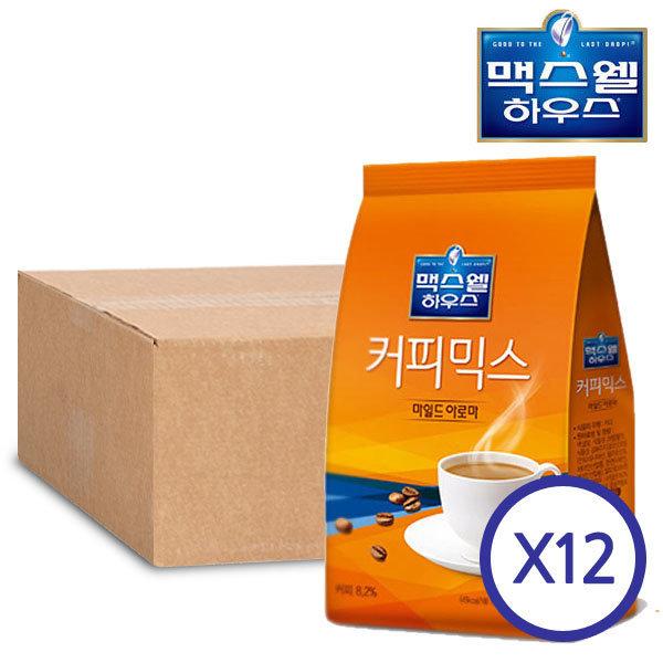맥스웰 마일드 아로마 900gX12봉 한박스 /커피/율무차 상품이미지