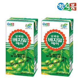 담백한 베지밀A 두유 190mlx48팩 정식품 인기상품