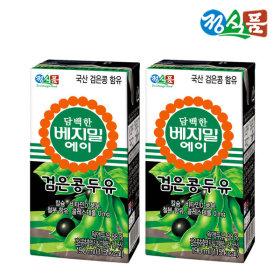 베지밀A  담백한 검은콩두유 190mlx48팩 인기상품